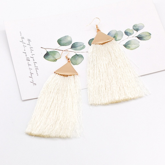 Urban Outfitters Jewelry - Tassel Earrings